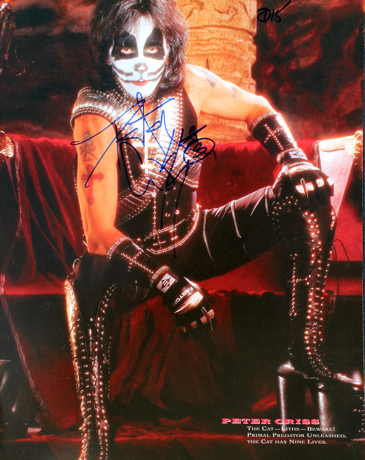 Peter Criss Photo