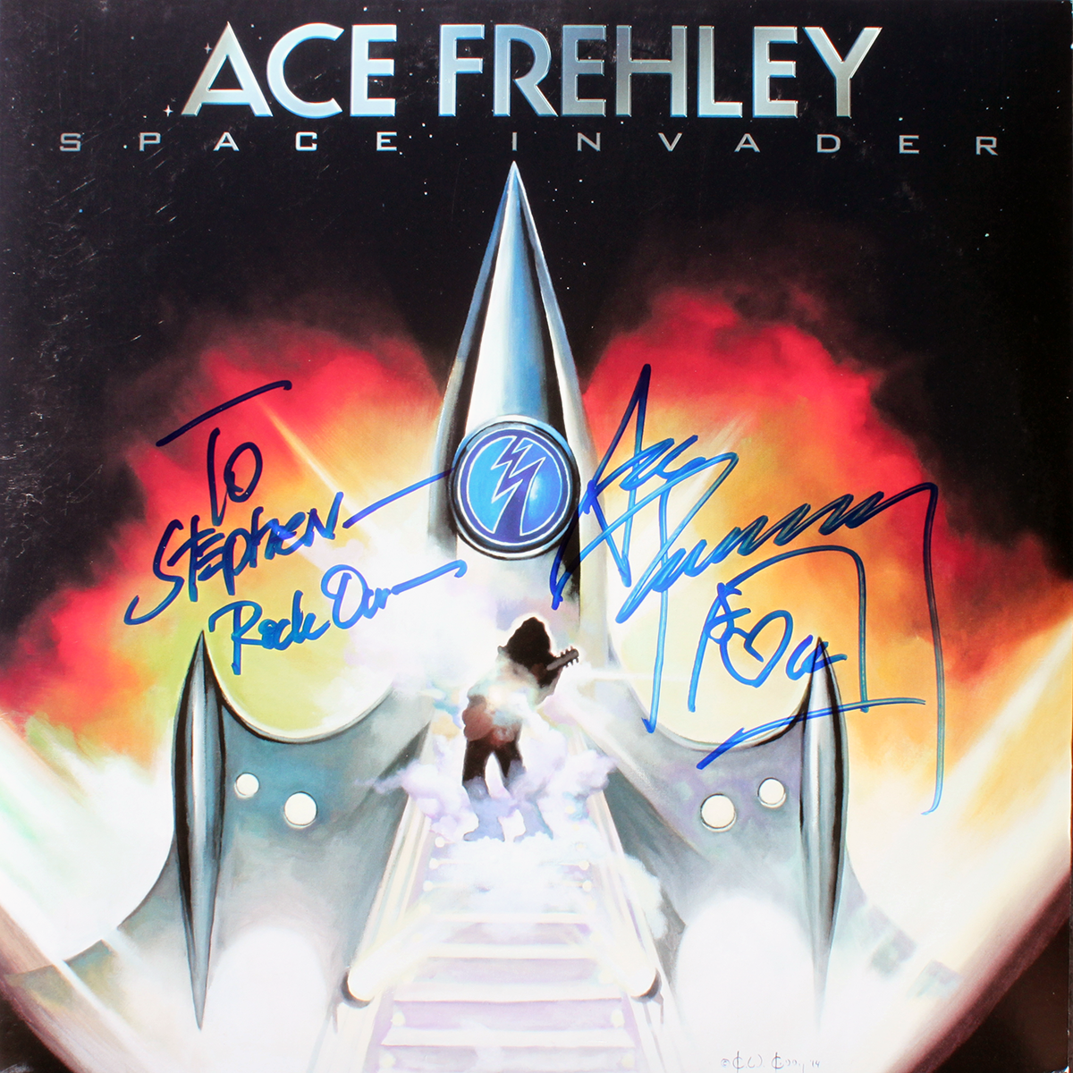 Ace Frehely: Album #1