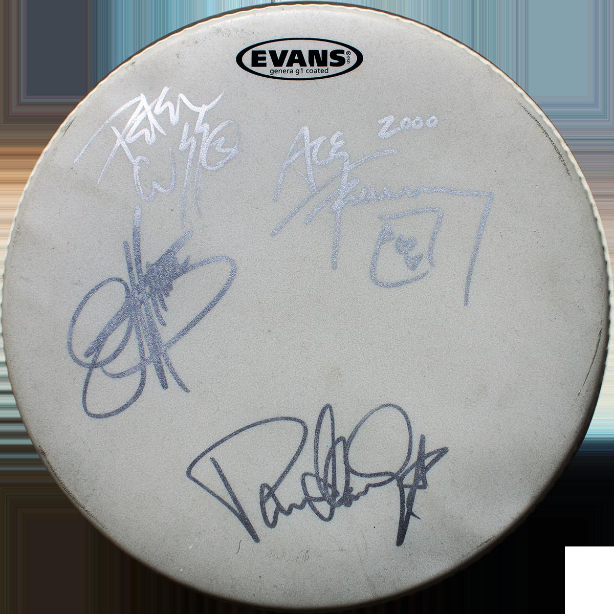 Ace Frehely Drumhead