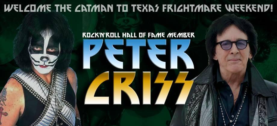 Peter Criss Banner
