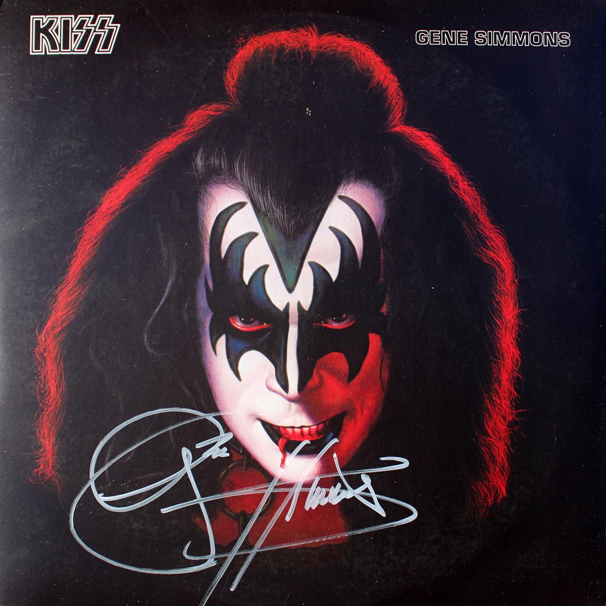 Gene Simmons - Solo Album #2