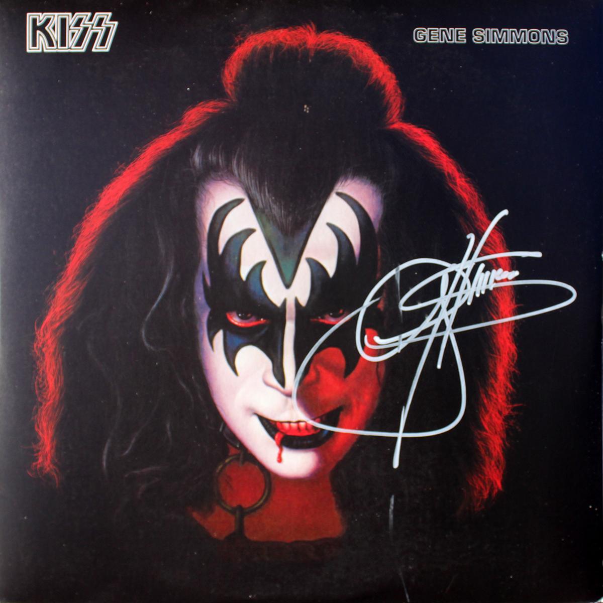 Gene Simmons - Solo Album