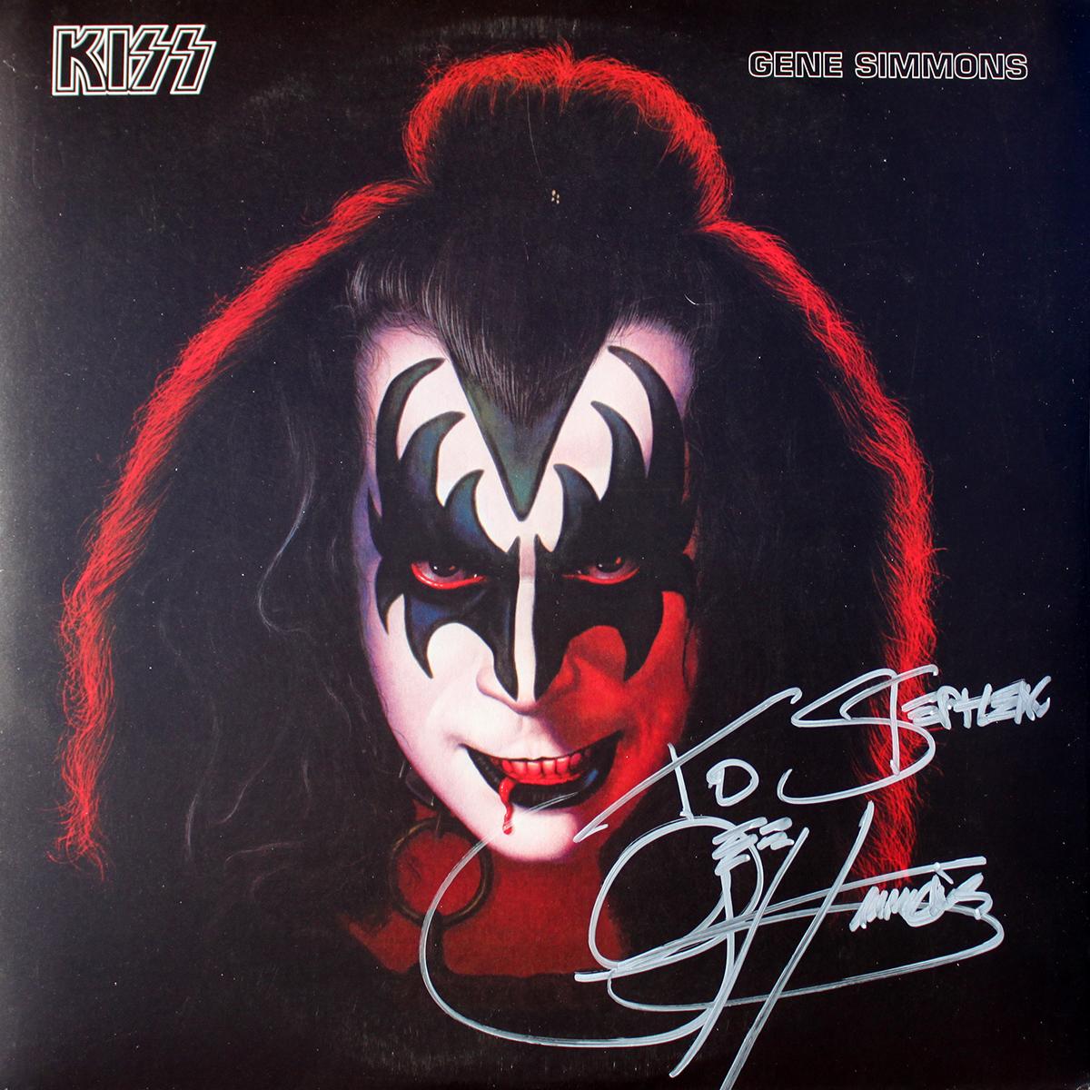 Gene Simmons - Solo Album #3