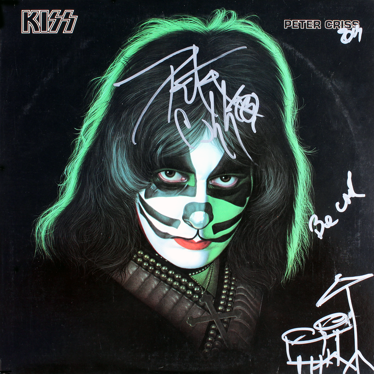 Peter Criss - Solo Album