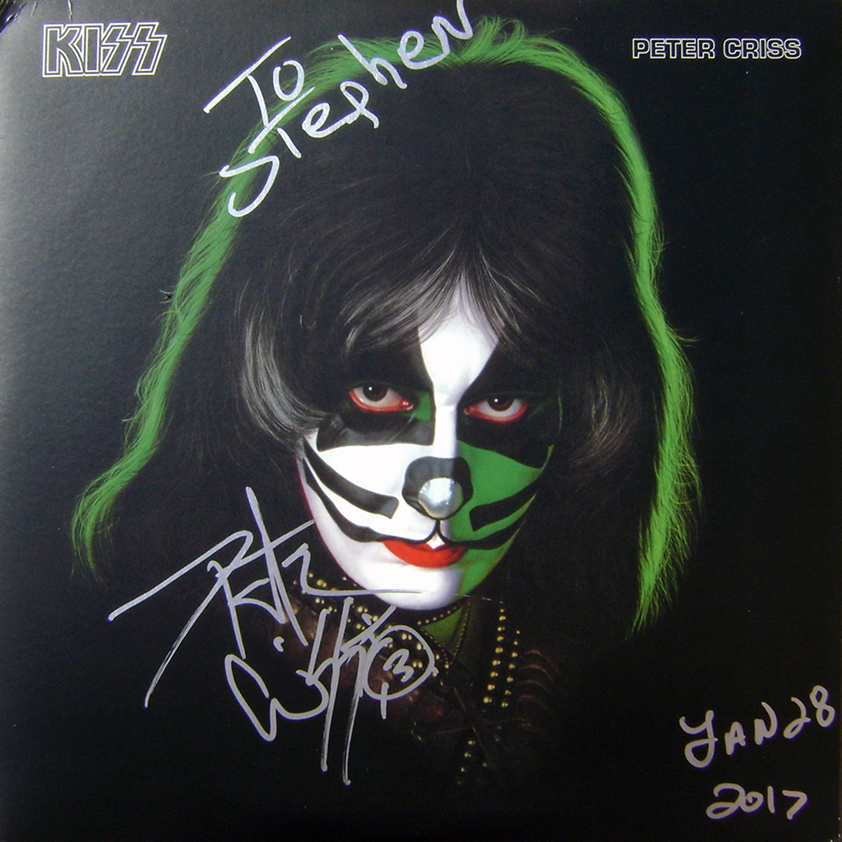 Peter Criss - Solo Album #1