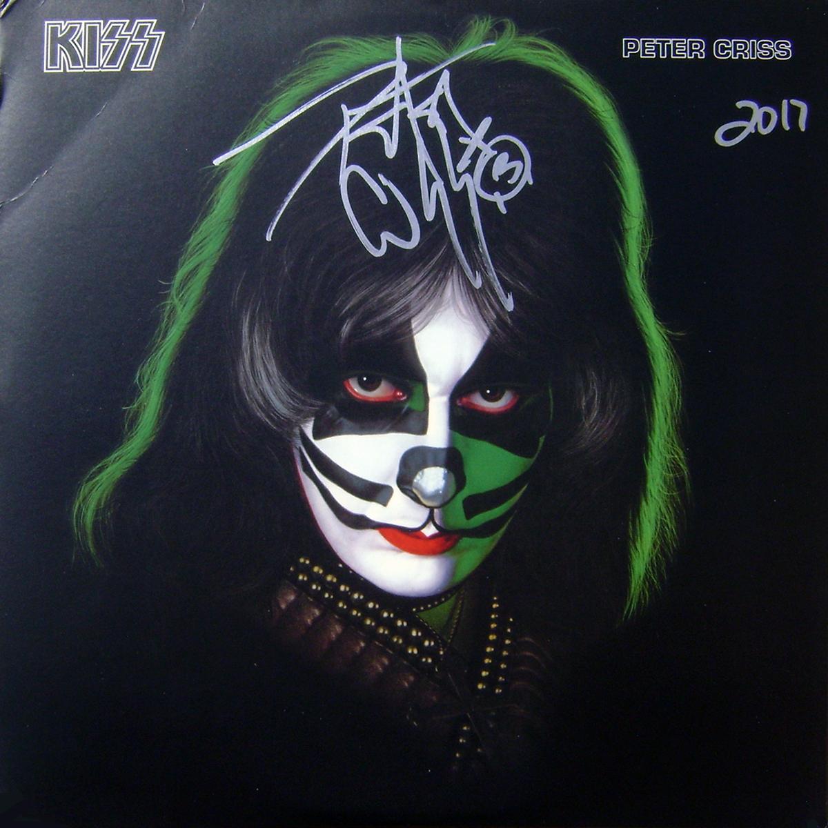 Peter Criss - Solo Album #3
