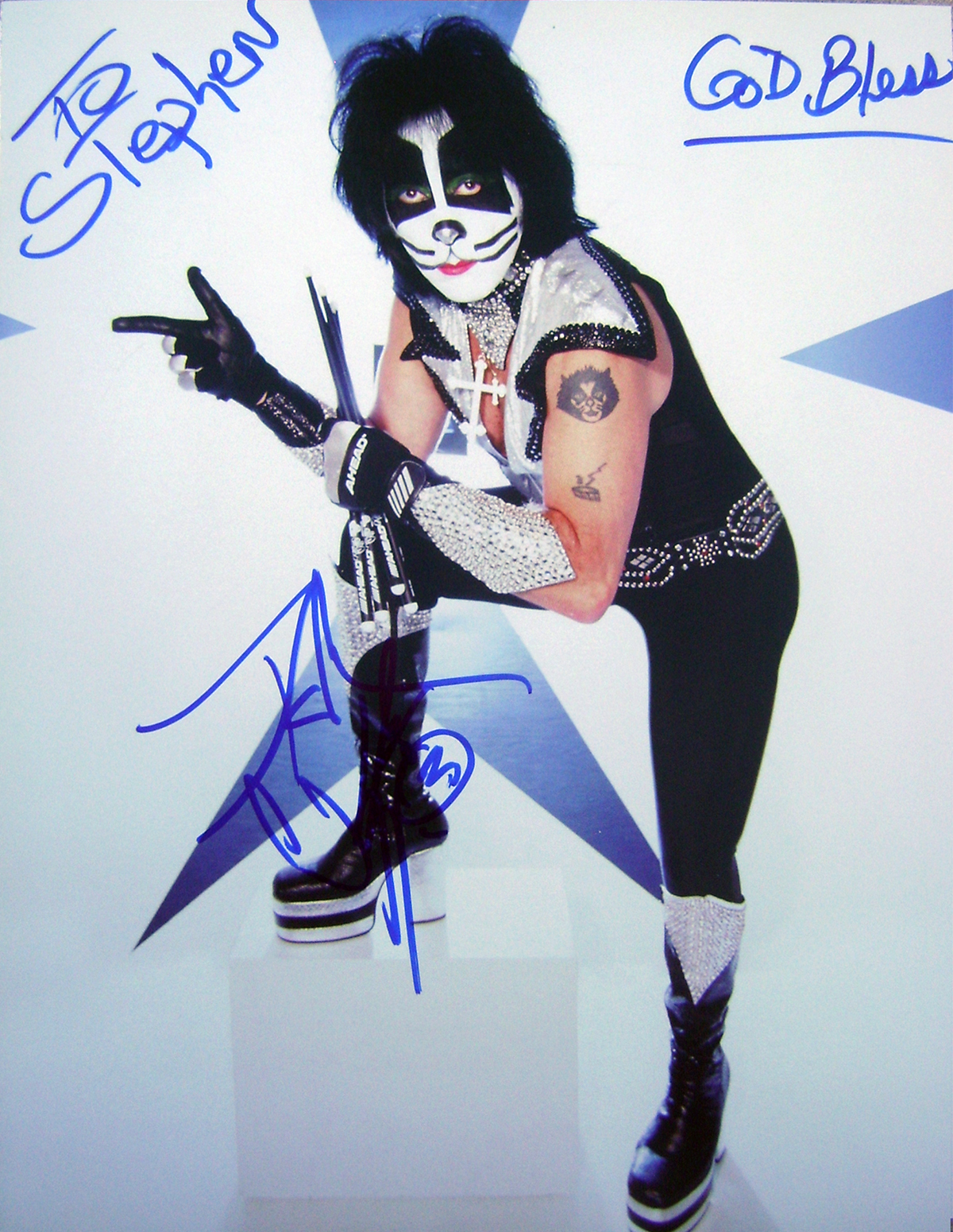 Photo - Peter Criss #1