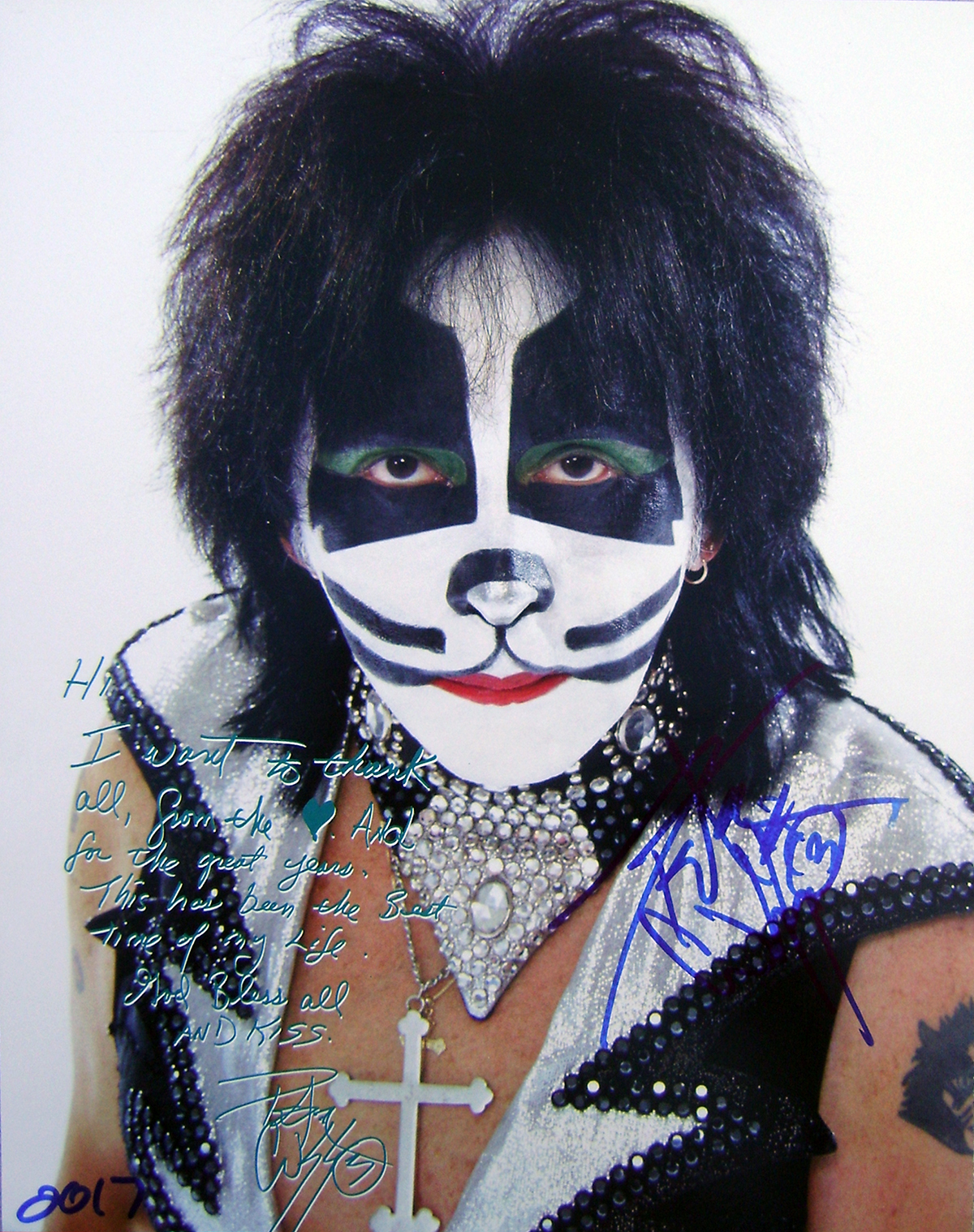 Photo - Peter Criss #2