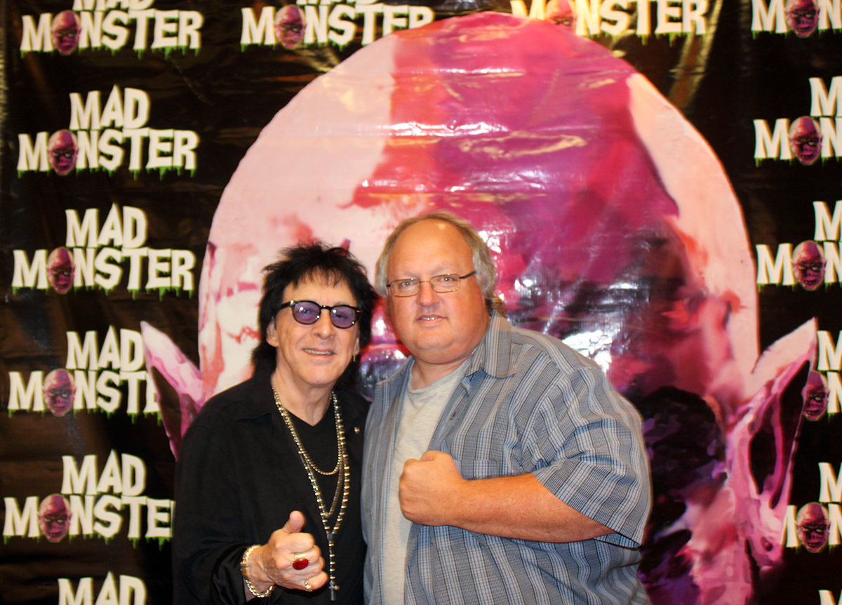 Peter Criss and Stephen Duncan Photo #2