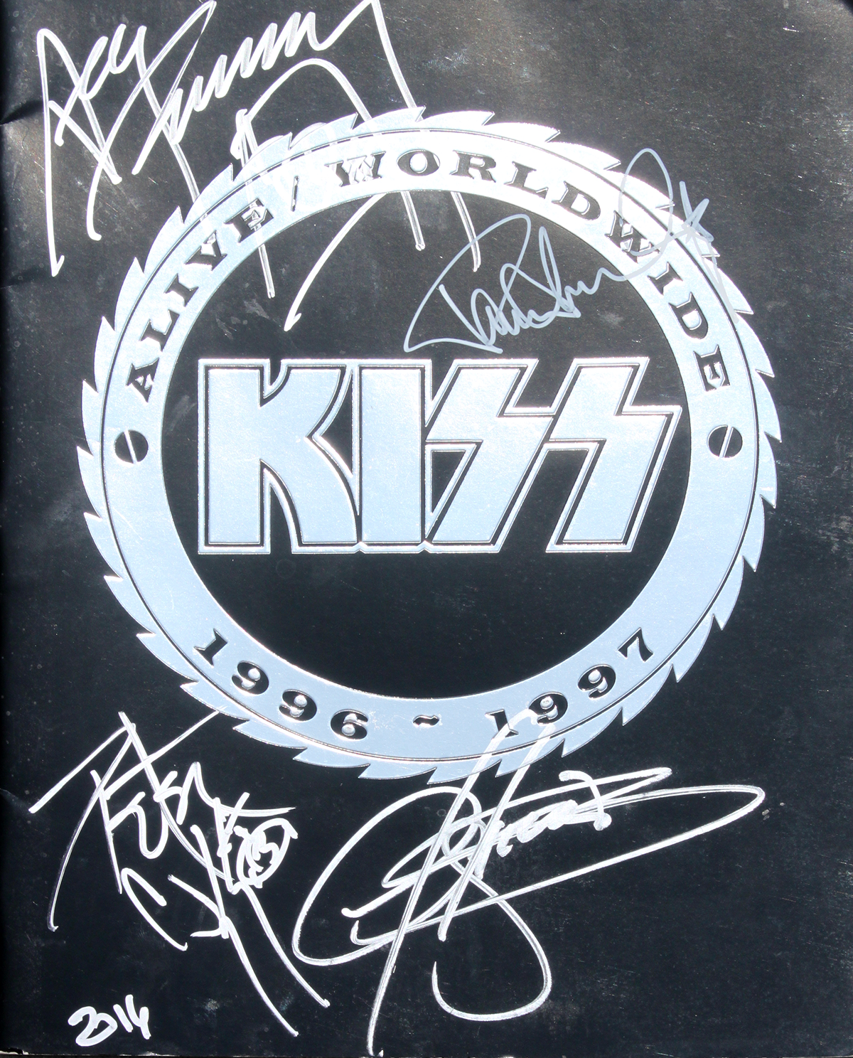 KISS Tour Book #2