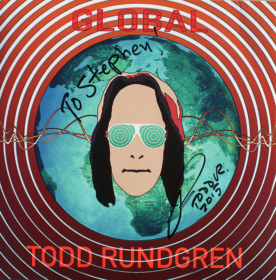 LP - Todd Rundgren - Global #1