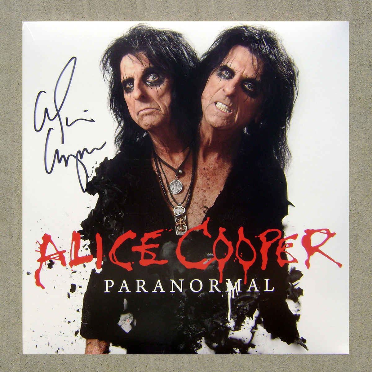 LP - Alice Cooper - Paranormal