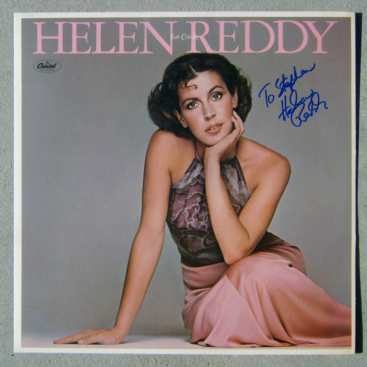 LP - Helen Reddy - Ear Candy