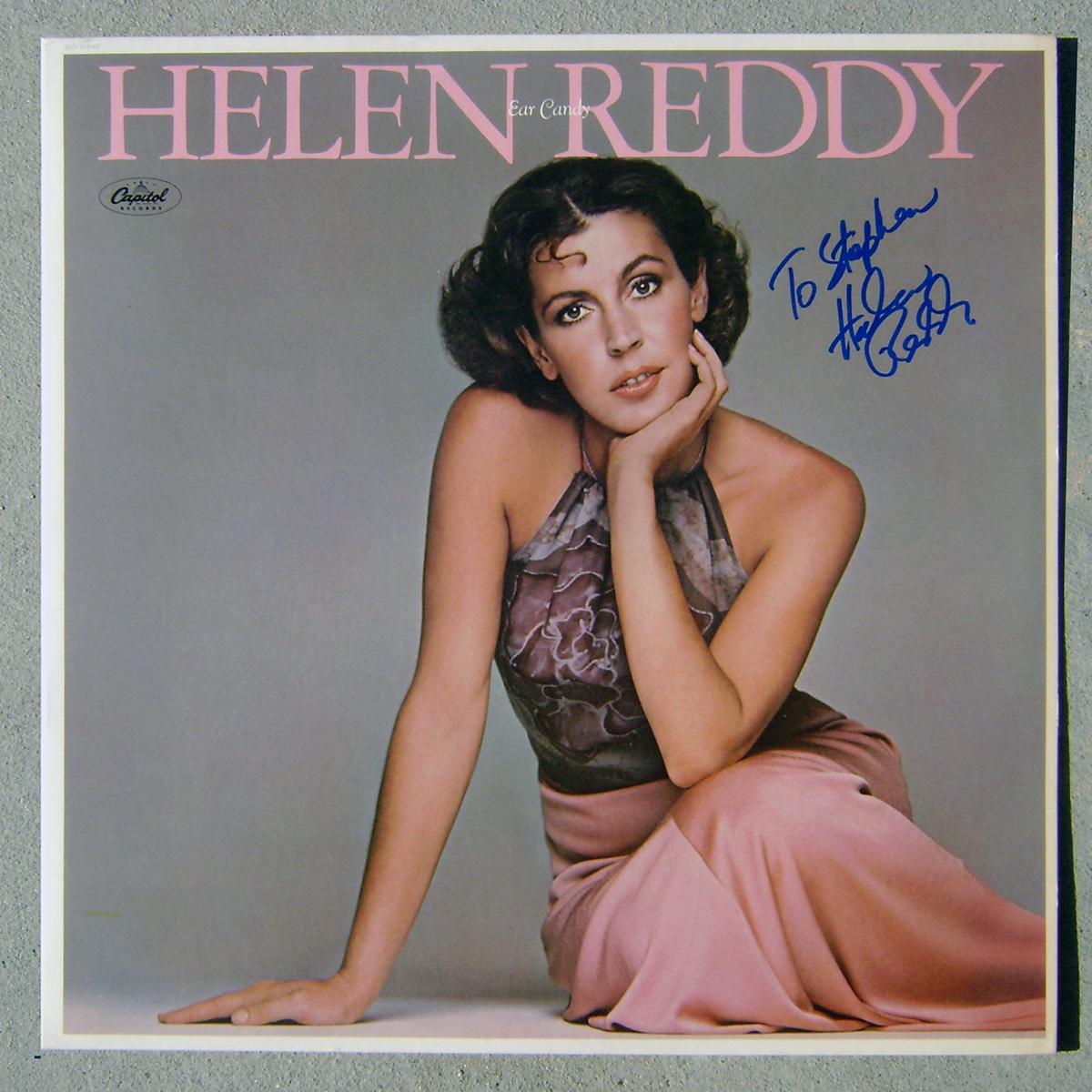 LP - Helen Reddy - Ear Candy