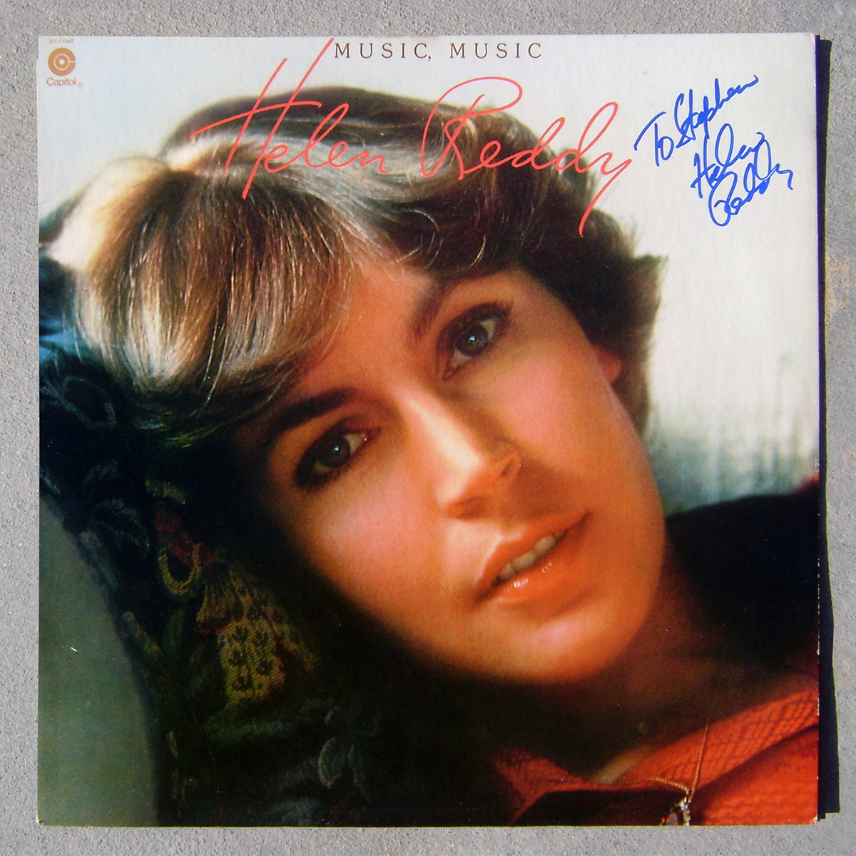 LP - Helen Reddy - Music, Music