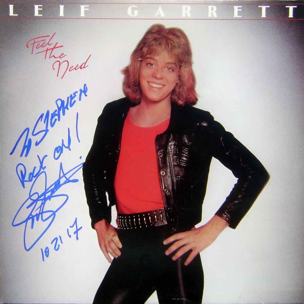 LP - Leif Garrett - #1