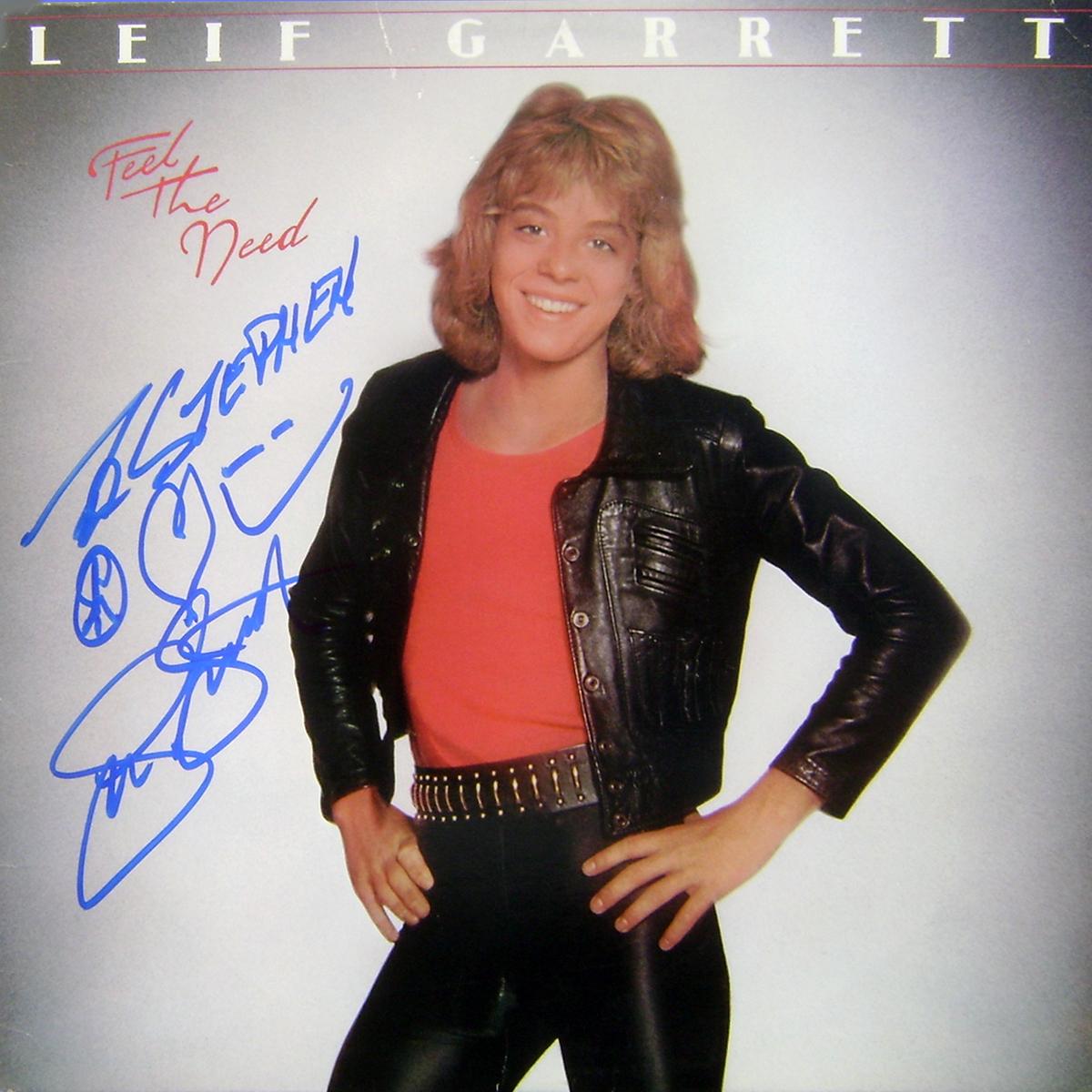 LP - Leif Garrett - #2