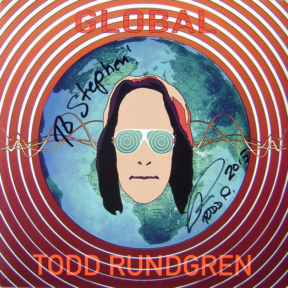 LP - Todd Rundgren - Global #2
