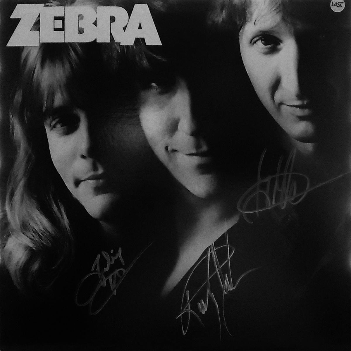 LP - ZEBRA