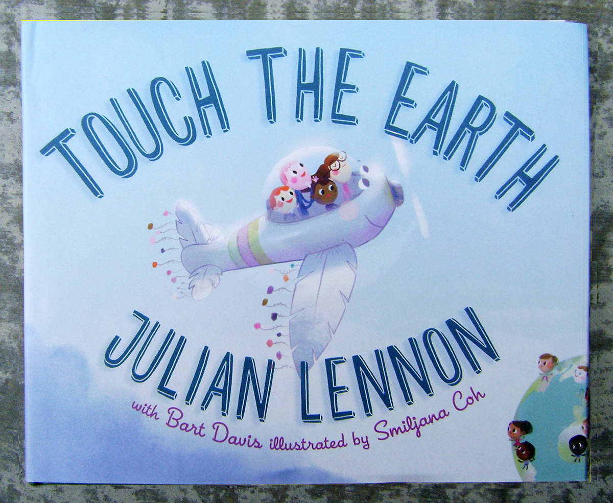 Book - Julian Lennon - Touch The Earth