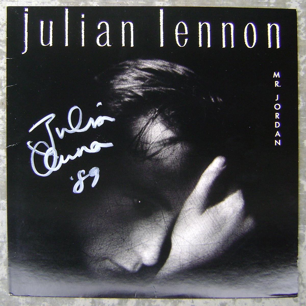 LP - Julian Lennon - Mr. Jordan