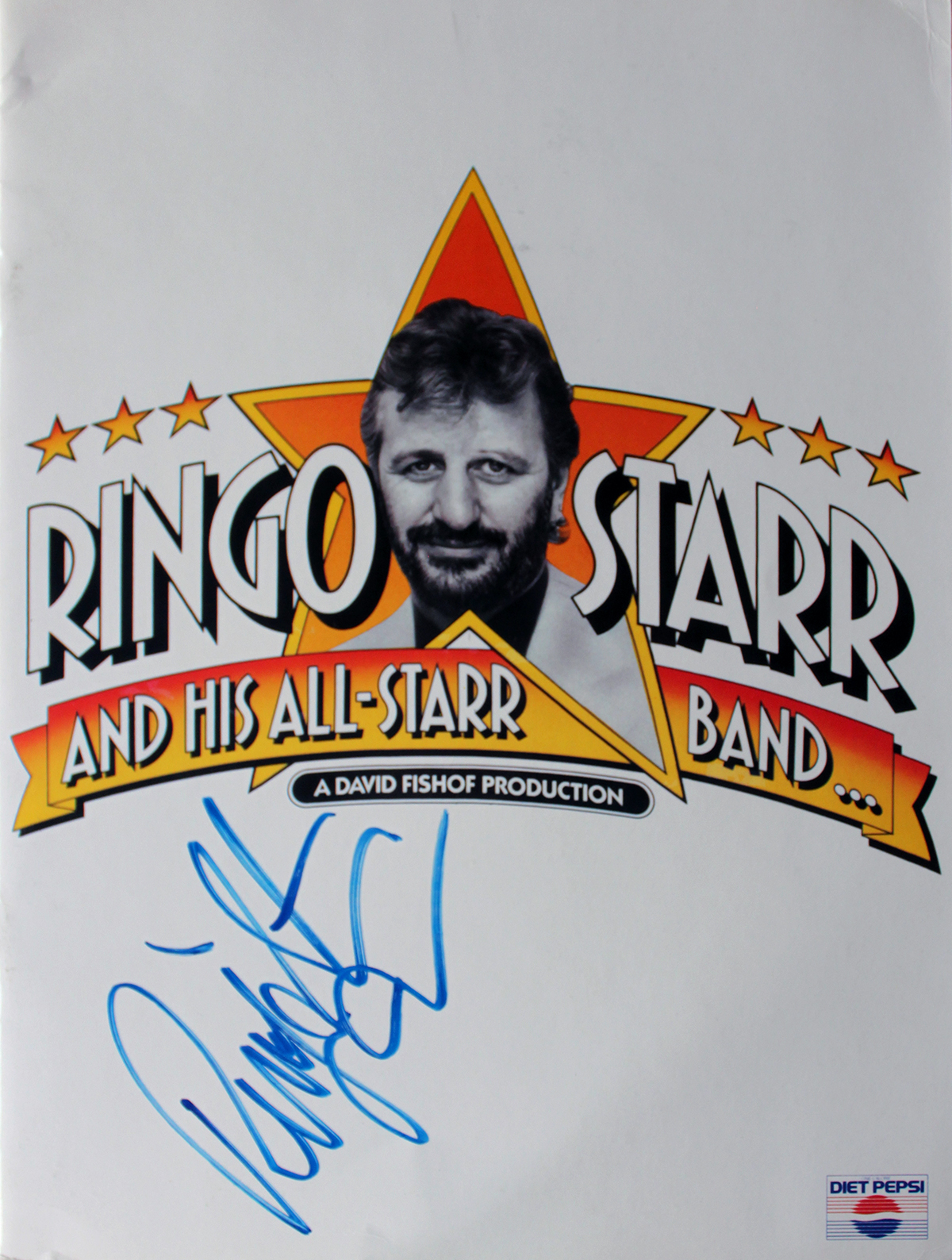 Tourbook - Ringo Starr