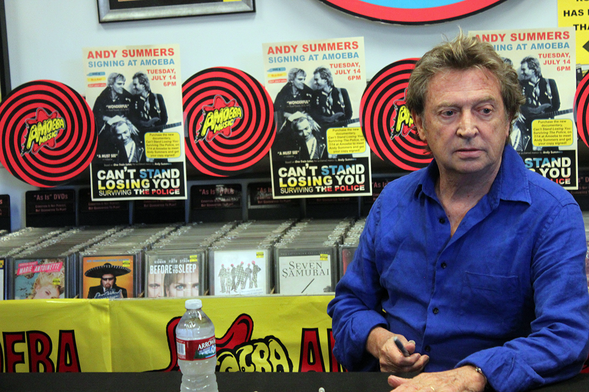 Andy Summers #2
