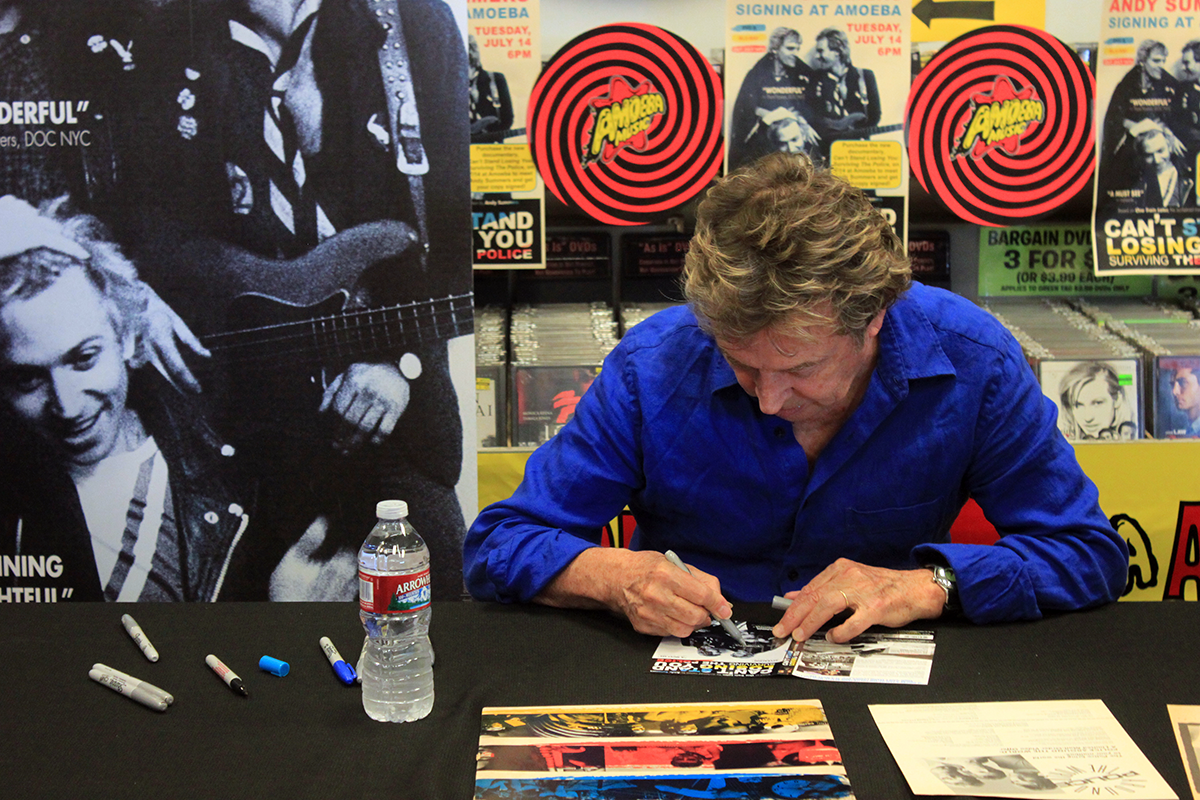 Andy Summers #1
