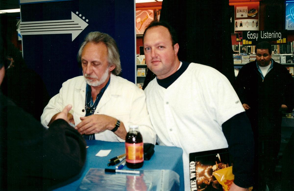 John Entwistle and Stephen Duncan