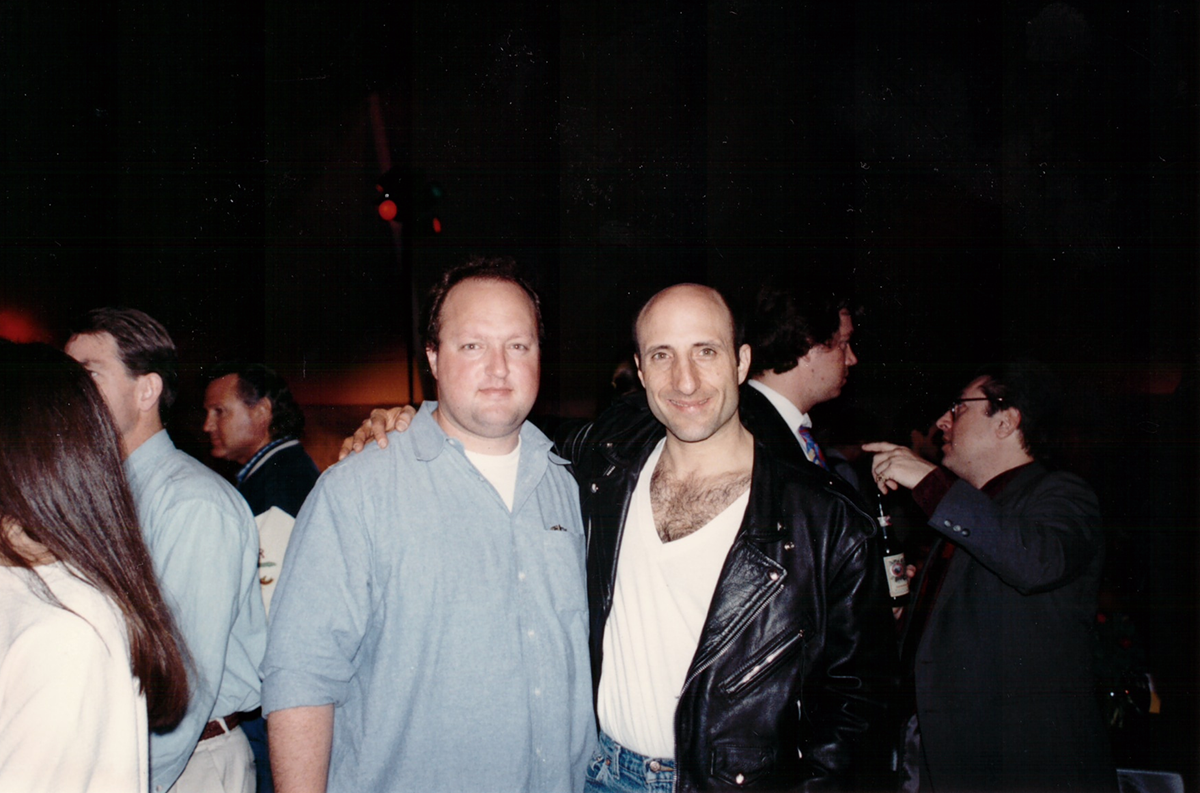 Stephen Duncan and Kenny Aronoff