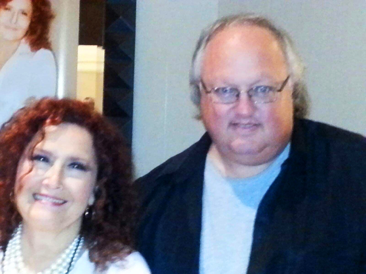 Photo - Melissa Manchester and Stephen Duncan #2