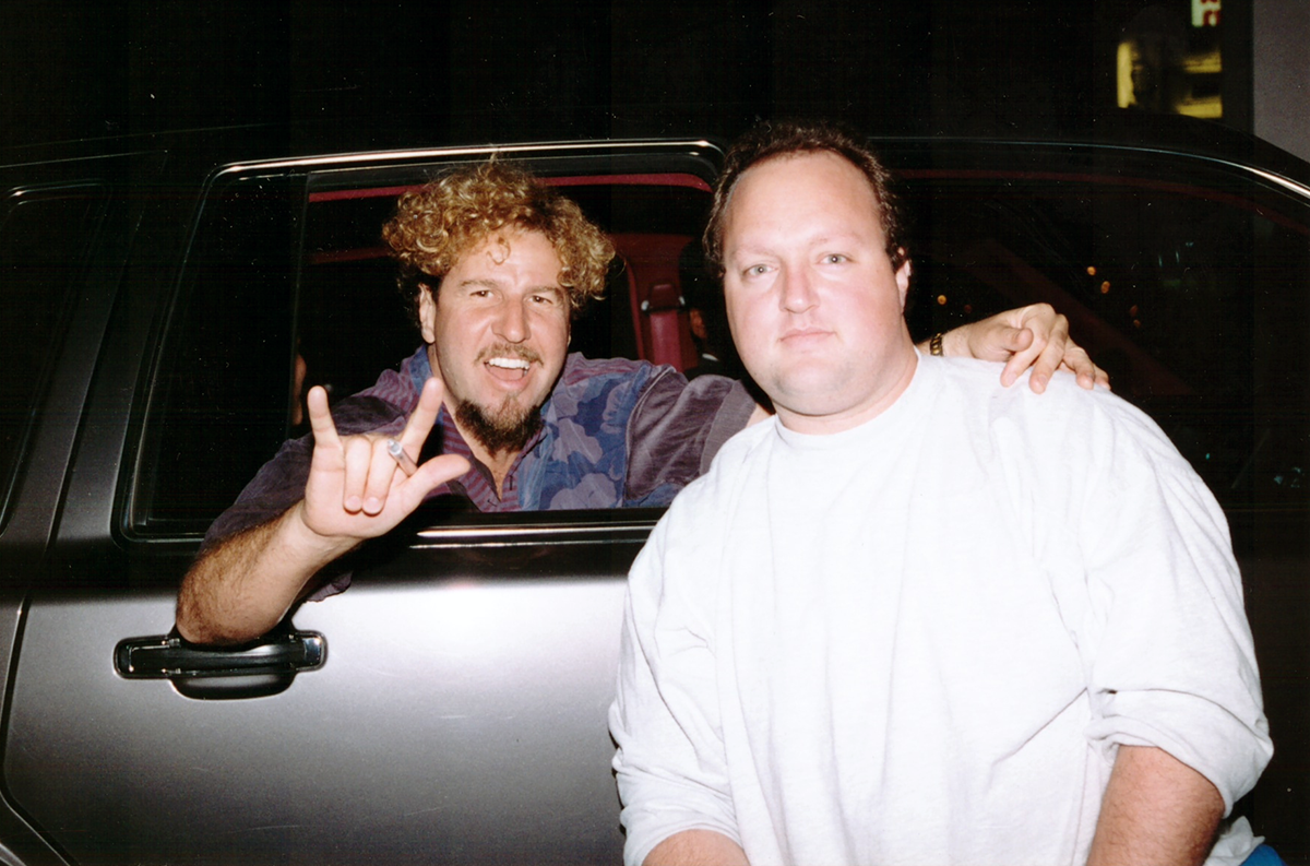Sammy Hagar and Stephen Duncan #2