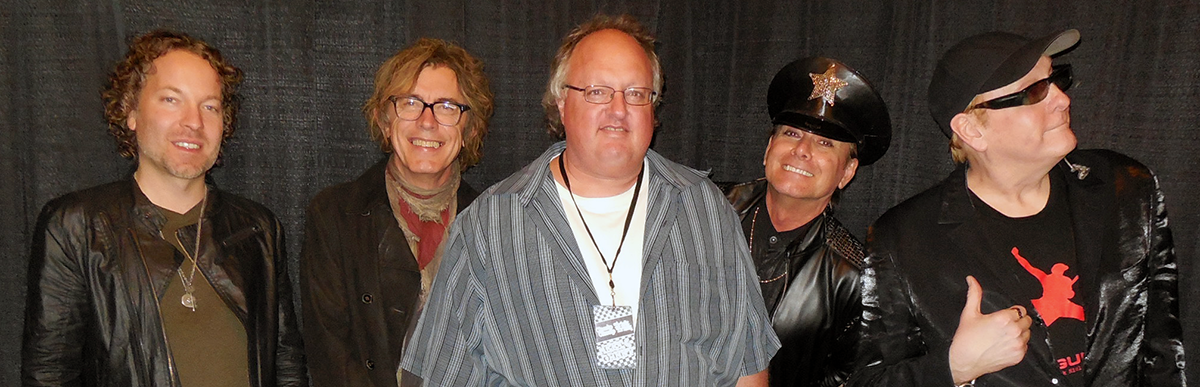 Stephen Duncan and Cheap Trick #2