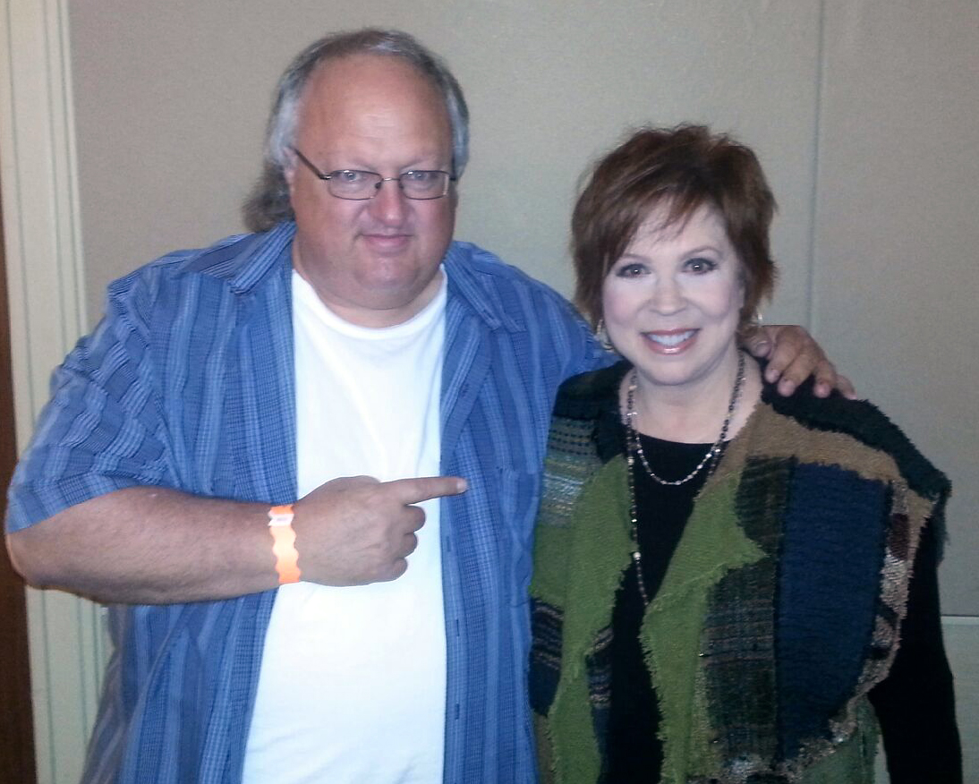 Photo - Stephen Duncan and Vicki Lawrence