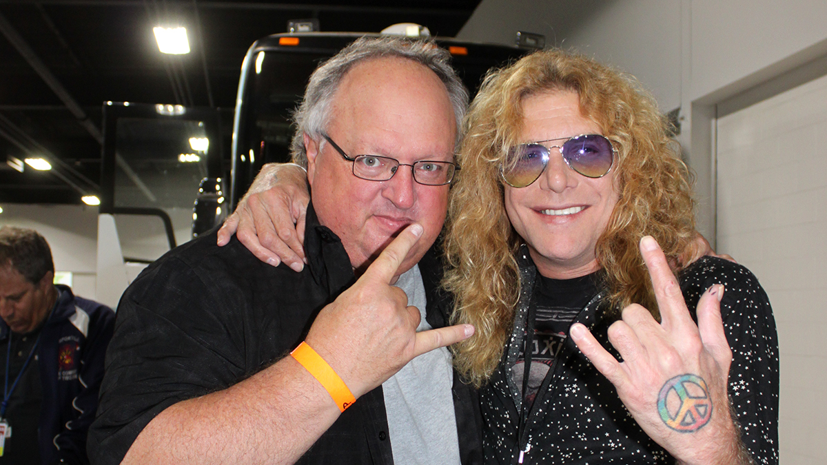 Steven Adler and Stephen Duncan