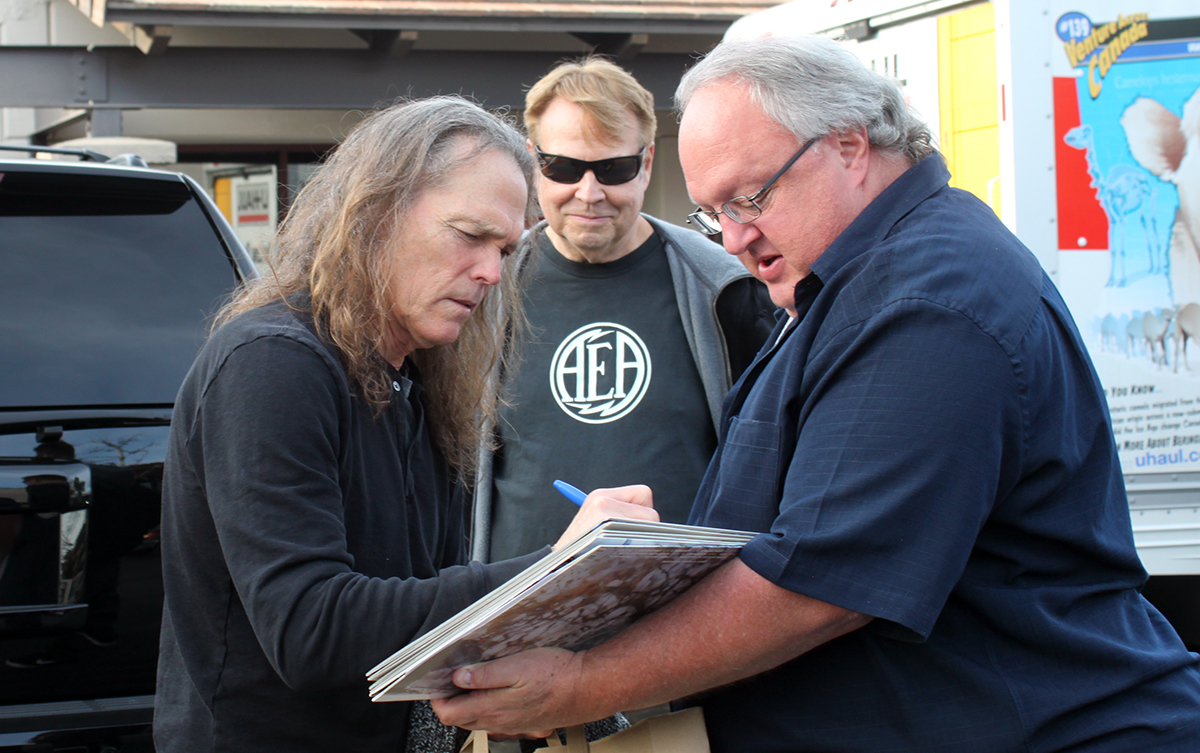 Photo - Timothy B Schmit and Stephen Duncan