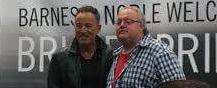 Bruce Springsteen and Stephen Duncan