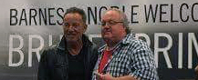 Bruce Springsteen and Stephen Duncan