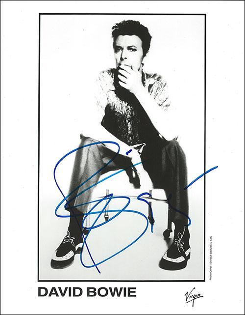 Photo - David Bowie