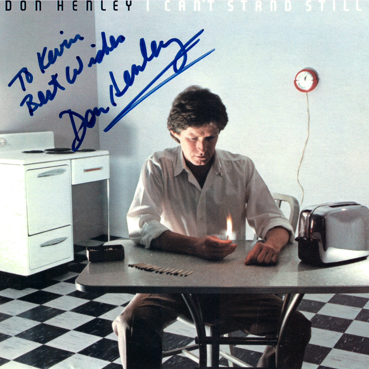 Don Henley CD - I Can't Stand Still