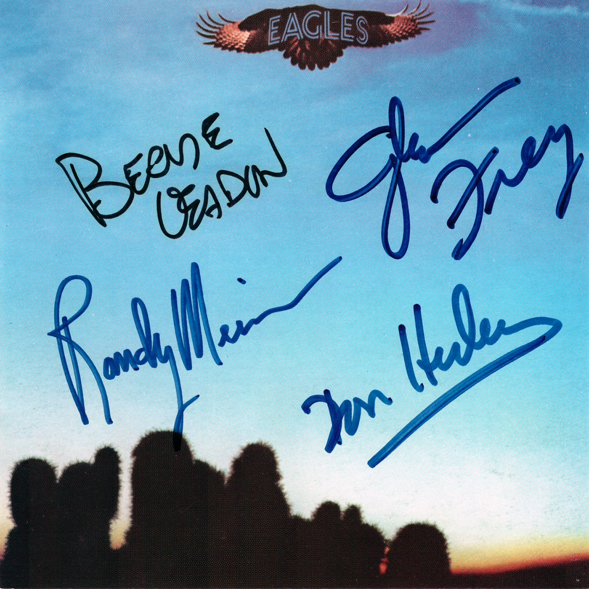 Eagles CD Cover #1