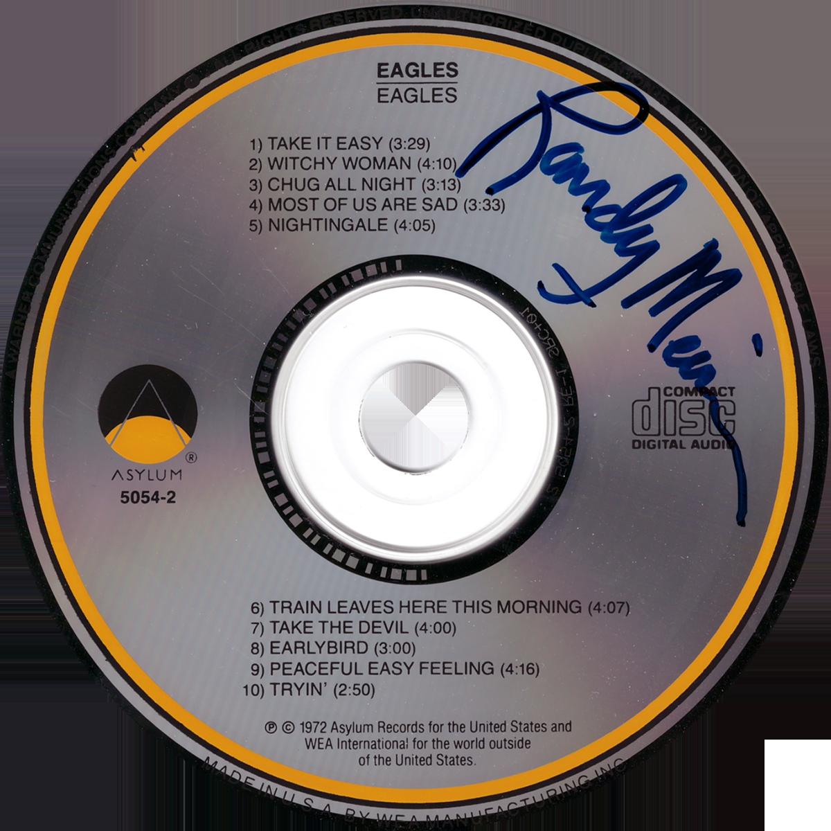 Randy Meisner CD - Eagles