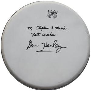 Eagles - Drumhead #1