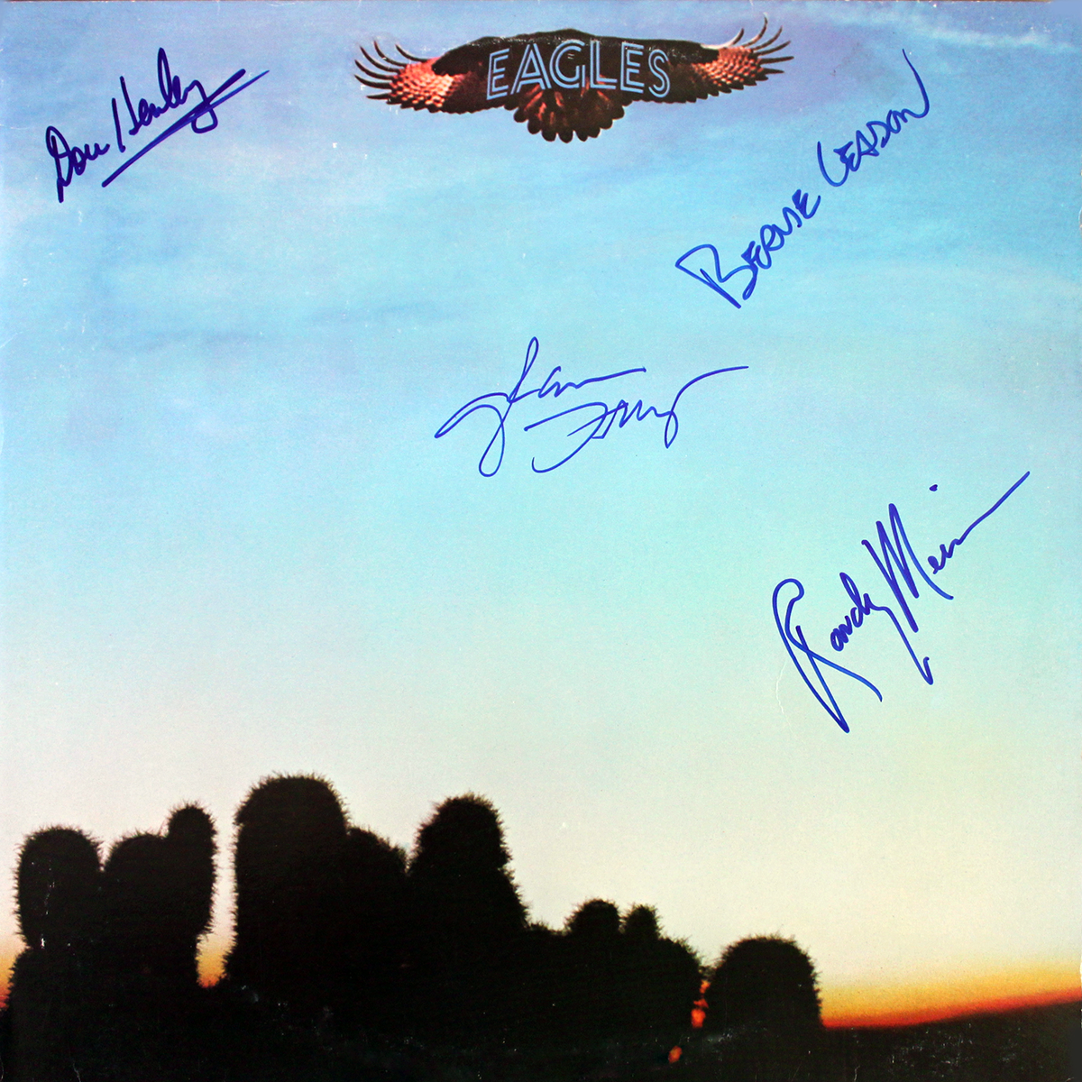 Eagles LP #1