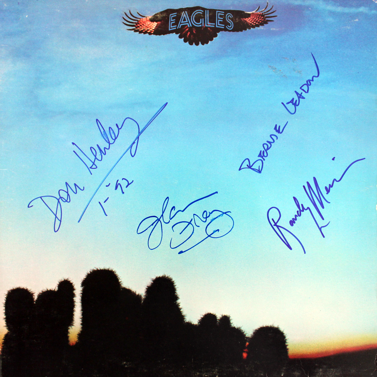 Eagles LP #2