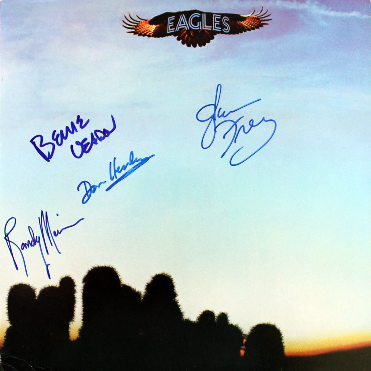 Eagles LP #3