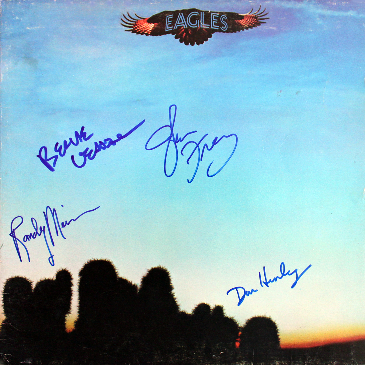 Eagles LP #4
