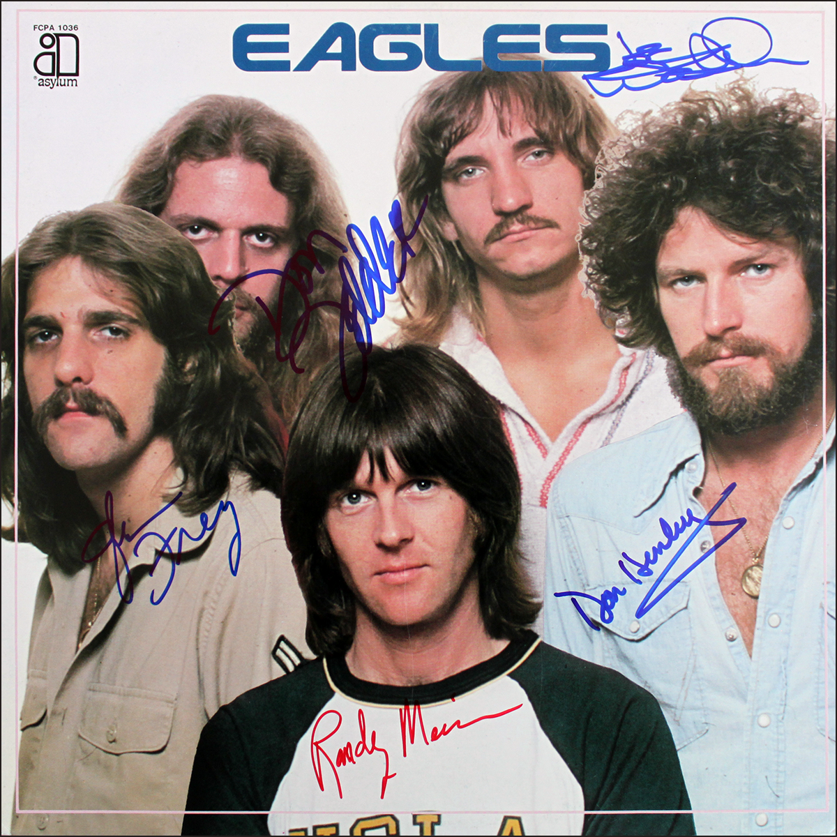 Eagles LP - Eagles