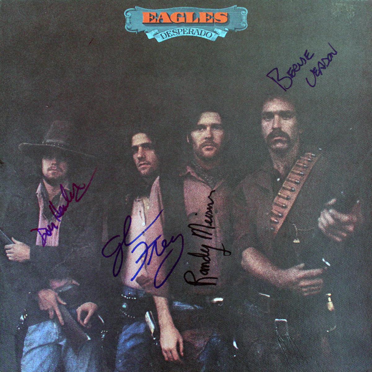 Eagles LP - Desperado #1