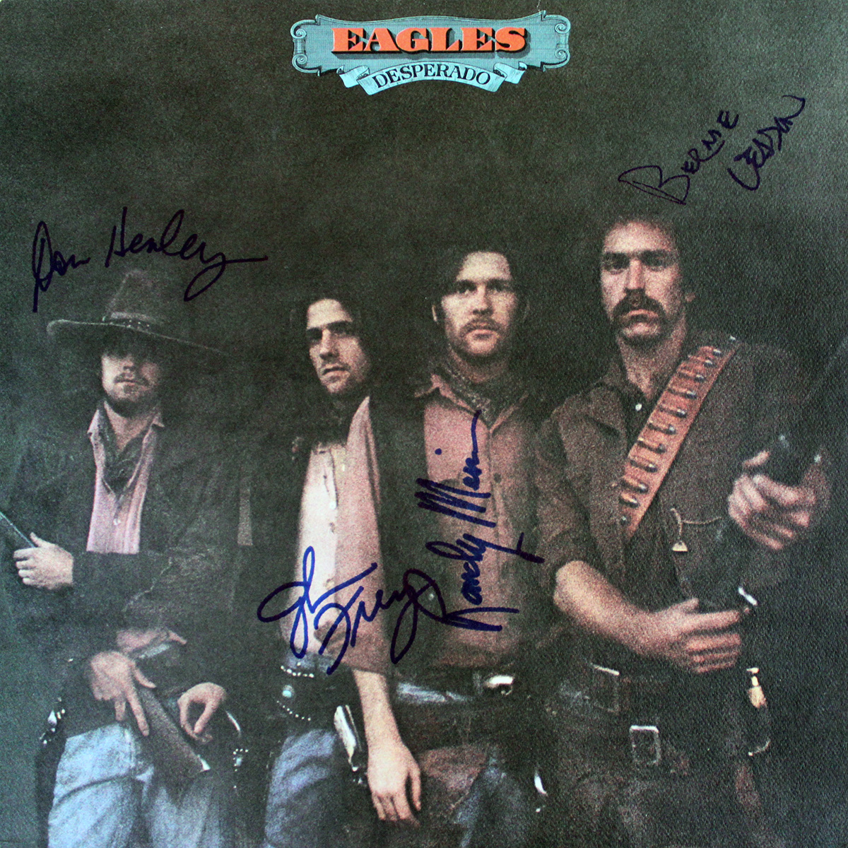 Eagles LP - Desperado #2